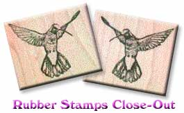Rubber Stamps Art Stamps